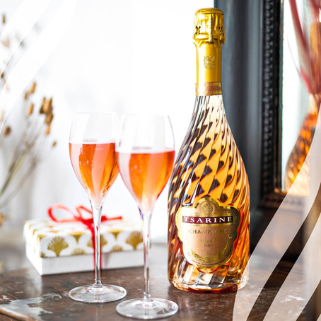The Holidays Through Rosé-Colored Glasses…