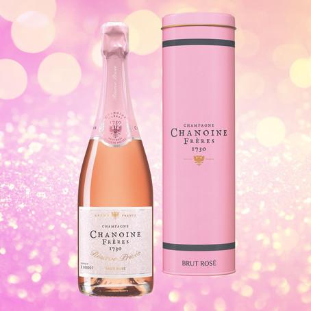 Chanoine Frères Réserve Privée: The Rosé Champagne for Lovers' Month