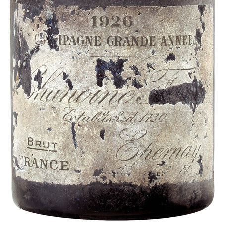 Chanoine Frères Brut 1926 Vintage: A Unique Bottle