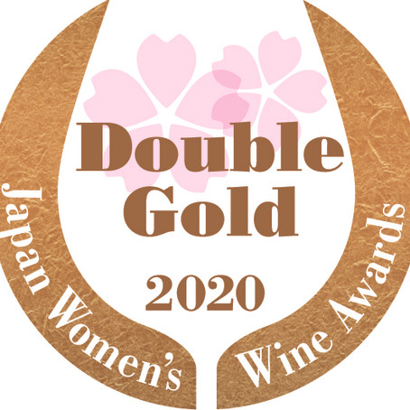 Tsarine Wins Two Distinctions at the Sakura Japan Women's Wine Awards