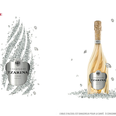 Tzarina Cuvée de Prestige - No. 1, for New Years Eve meal