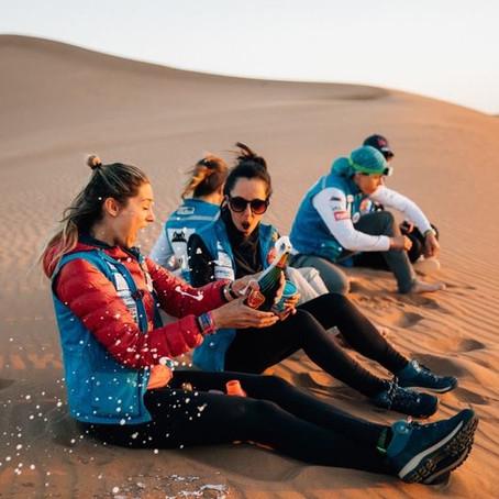 Tsarine partenaire du 30e Rallye Aïcha des gazelles du Maroc !
