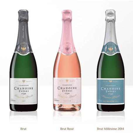 Trois champagnes de caractère : Chanoine Frères Réserve Privée