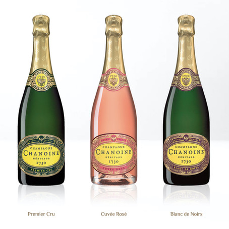 Chanoine Héritage Champagnes: Tasting Notes
