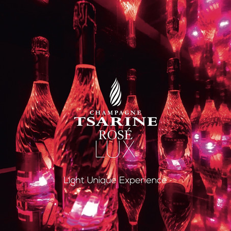 St. Valentine and Lovers' Month Inspire Tsarine Rosé