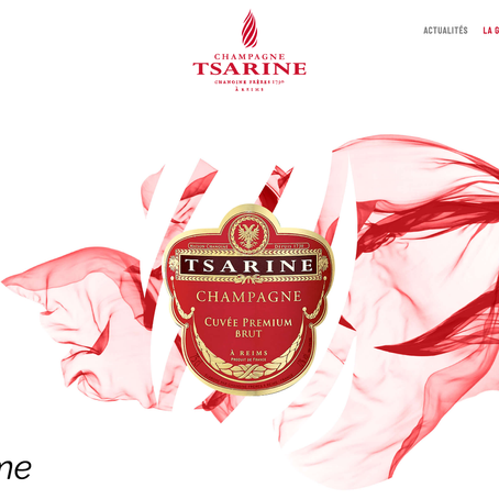 Tsarine: All the Champagnes that Inspire!