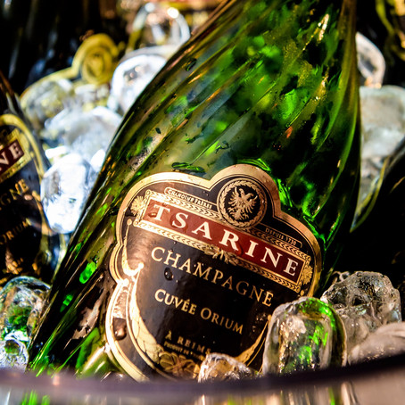 The House of Chanoine Frères presents Orium, the new cuvée from Tsarine