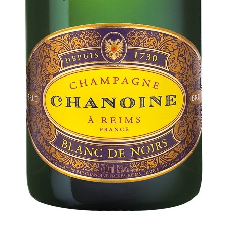 Chanoine Blanc de Noirs: A Champagne for the Table!