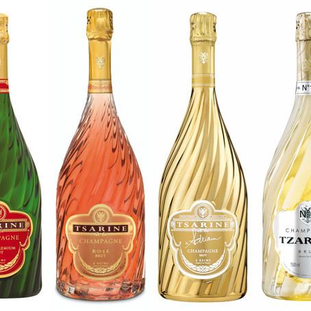 Fête des pères : magnum Tsarine, le champagne en grand