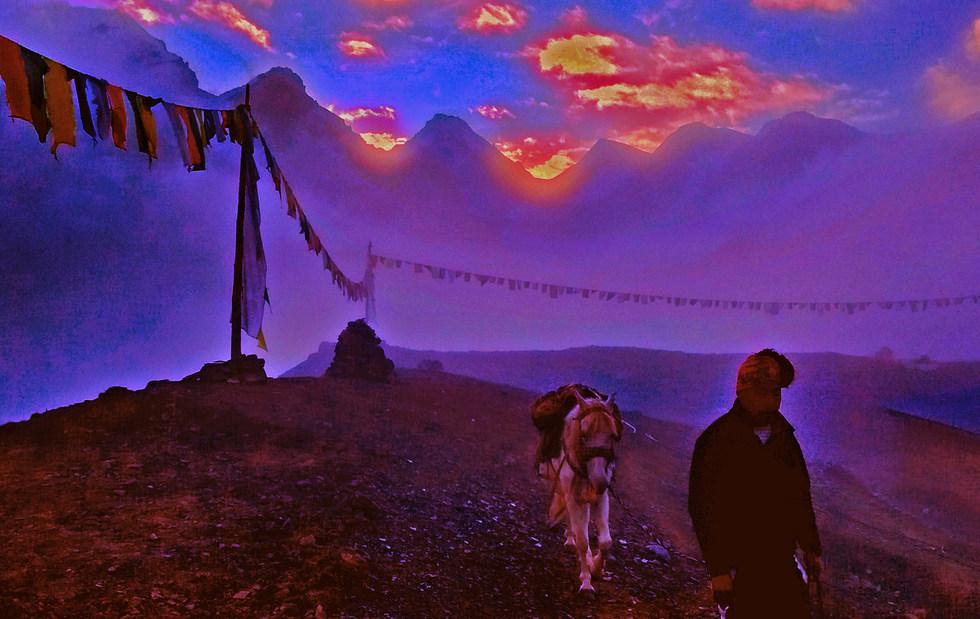 5 - Itinéraire (Népal)