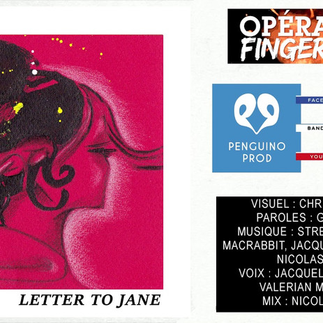 Penguino Prod - Letter to Jane
