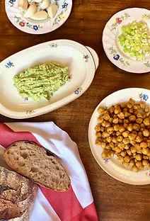 Toast Your Peas