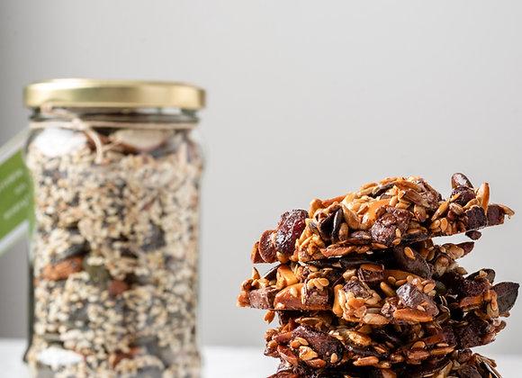 Mangez les graines sucrées