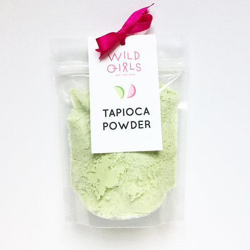 Green Tapioca Powder