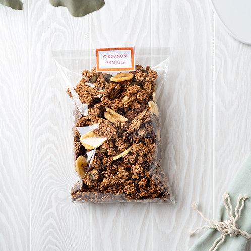 Cinnamon Granola