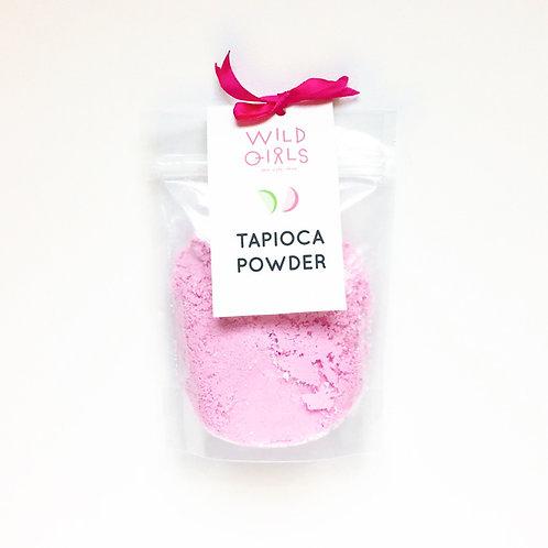 Pink Tapioca Powder