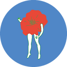 STICKER Blue Hibiscus.png