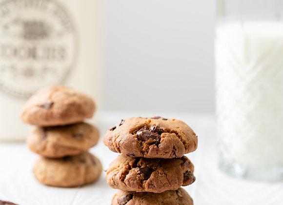 Biscuit aux cacahuètes ChocoLatte WGD