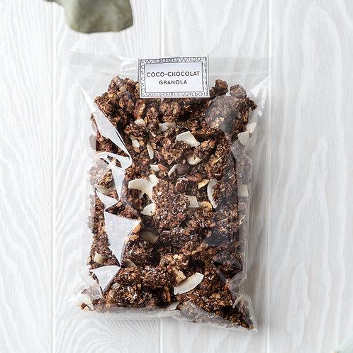 Coco-Chocolat Granola