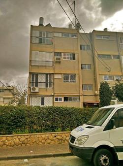 דירת 3 חדרים ביוספברג