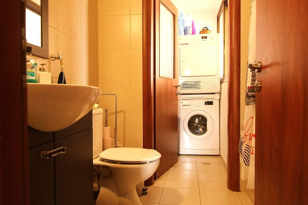 דירת 4 חדרים באם המושבות8