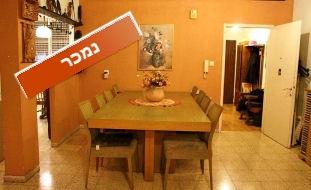 דירת 5 חדרים ברחוב בן יהודה
