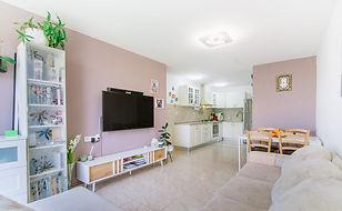 דירת 3.5 חדרים משפוצת בשפינוזה 7