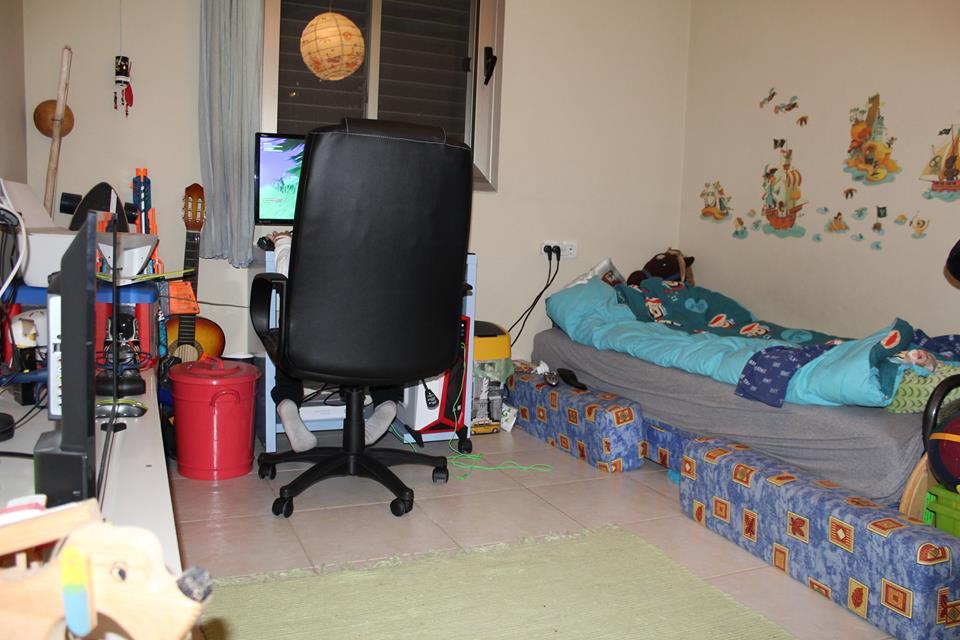 2 חדרים אם המושבות