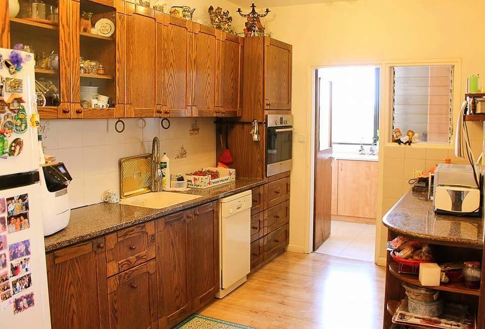 דירת גג 6 חדרים ברחוב יחבוב1