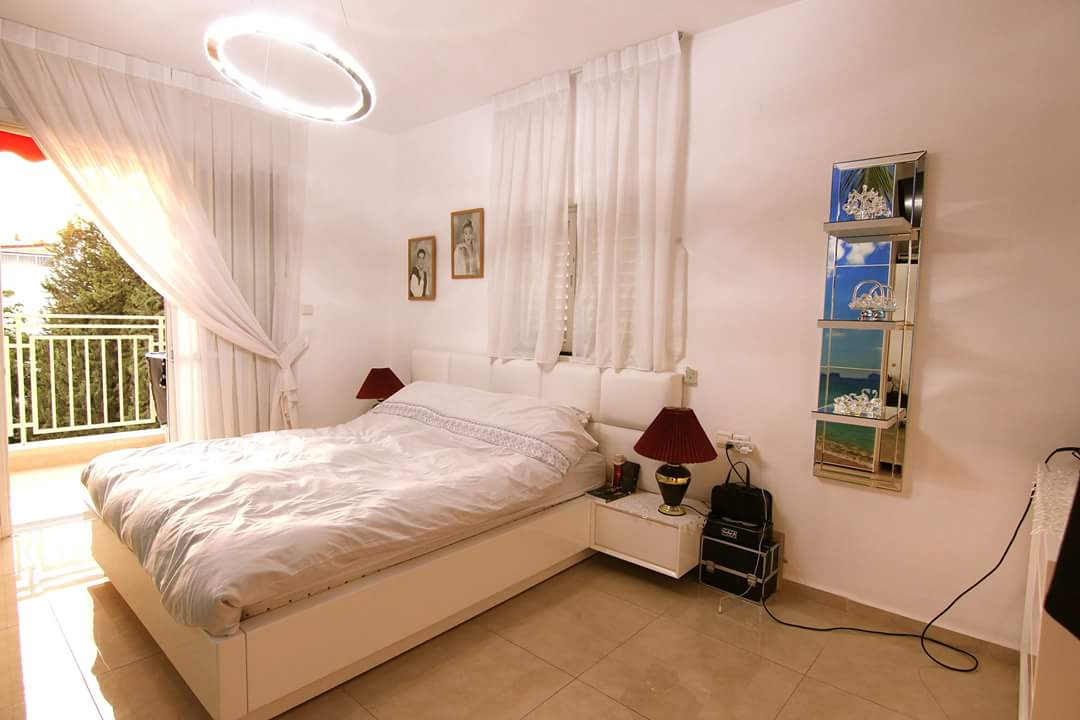 במרכז השקט דירת דופלקס פנטהאוז מדהימה 5.