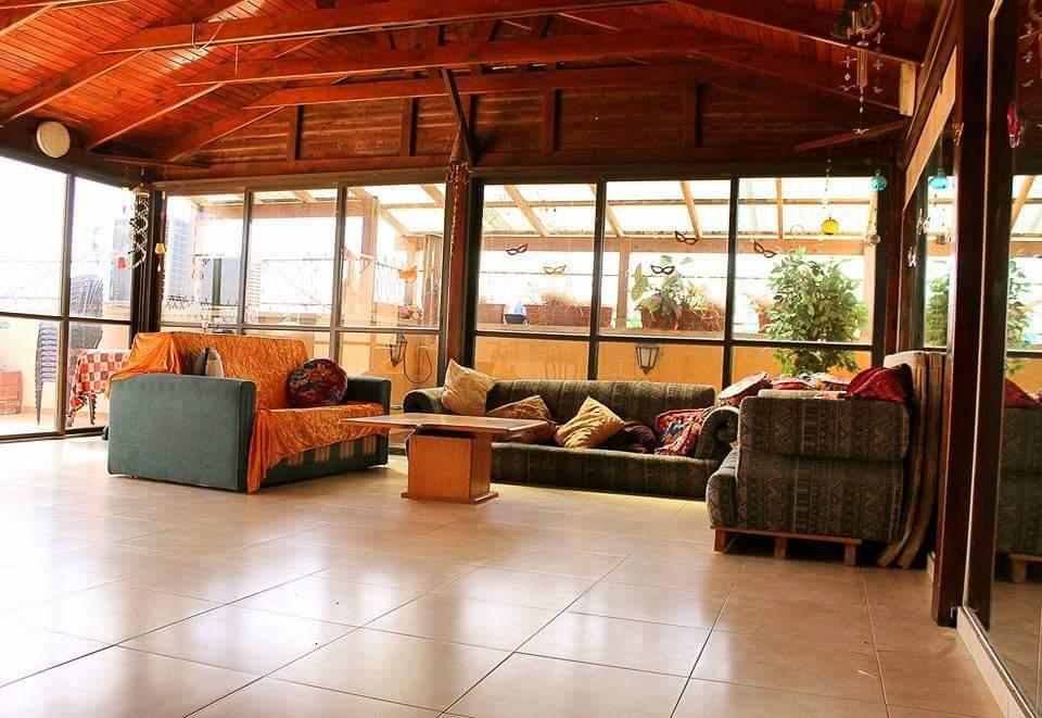 דירת גג 6 חדרים ברחוב יחבוב