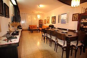 דירת גג 5 חדרים במרכז השקט