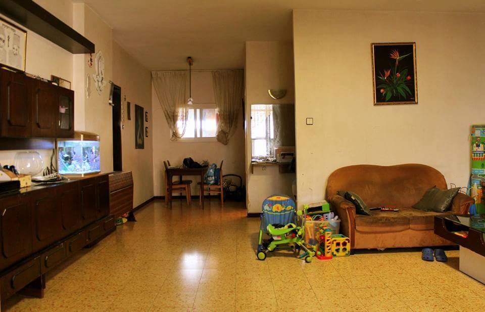 דירת 3 חדרים בסמילנסקי1