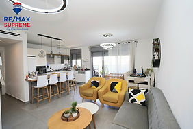 דירת 4 חדרים בעיצוב אדריכלי הארי הקדוש 12