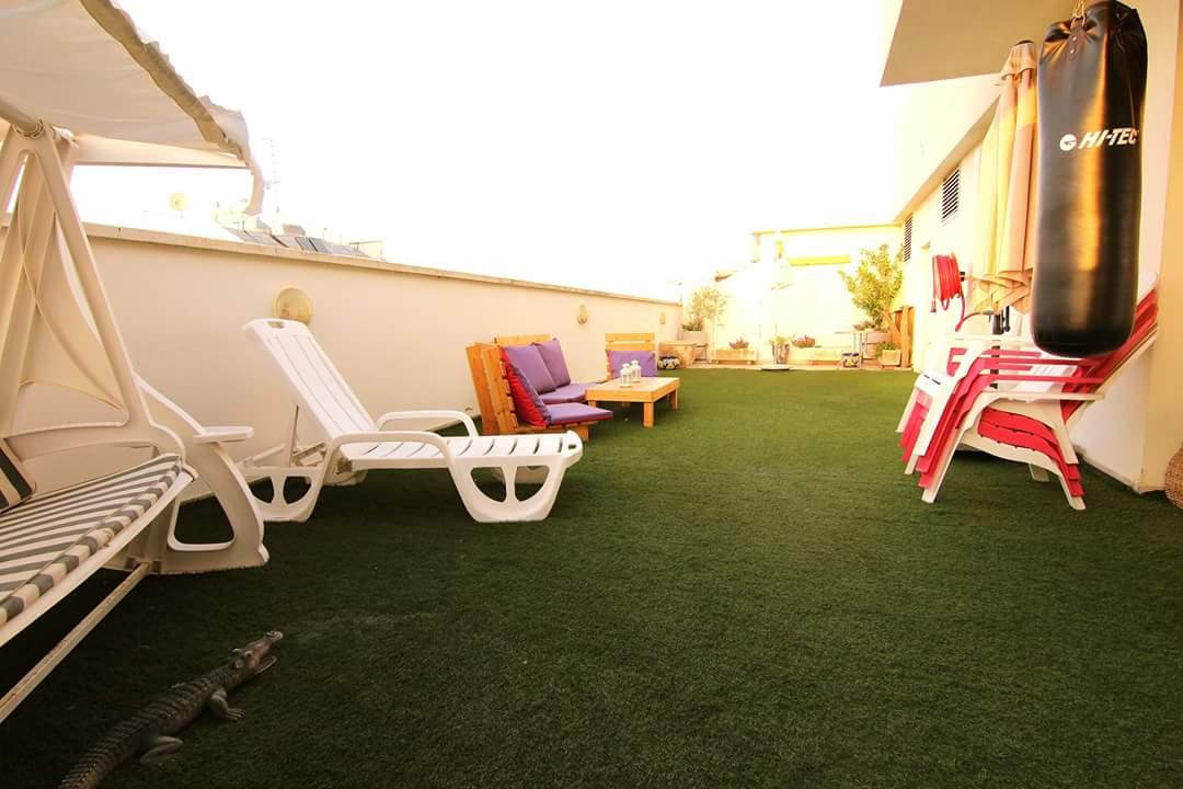 במרכז השקט דירת דופלקס פנטהאוז מדהימה 2.