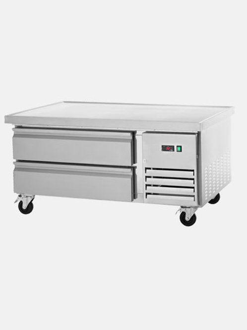 REFRIGERATED CHEF BASE - TWO DRAWER 48""