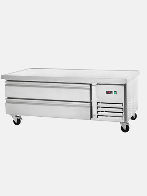 REFRIGERATED CHEF BASE - TWO DRAWER 60""