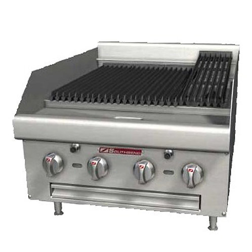 """Southbend HDC-24 24"""" Countertop Cast Iron Radiant Charbroiler,"""