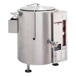Gas Steam Kettle, 40 Gallon