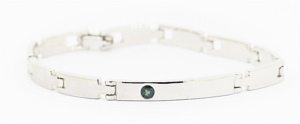 Alexandrite bracelet
