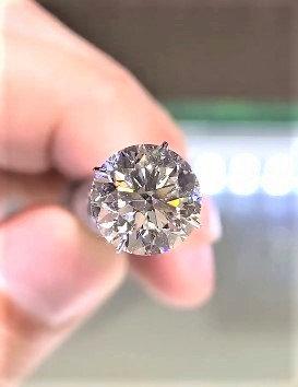 HRD Phoenixjewelry loose diamond 3.02 cts.