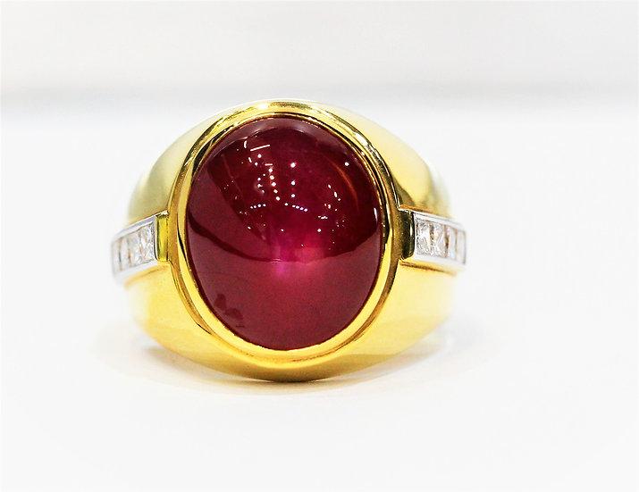 Ruby Phoenixjewelry diamond ring