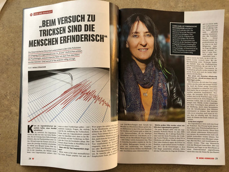 Our German Interview