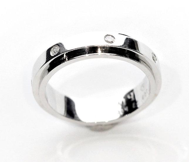 (promotion)  Phoenixjewerly Seven diamonds ring