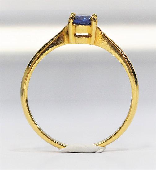 Blue sapphire Phoenixjewelry  ring