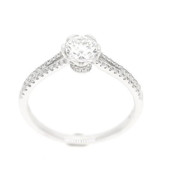 Solitaire diamonds Phoenixjewerly ring