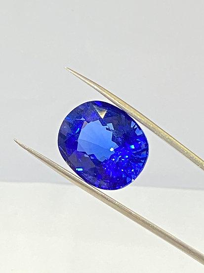 AIGS  Tanzanite 24.18 cts EWHY Phoenix jewelry