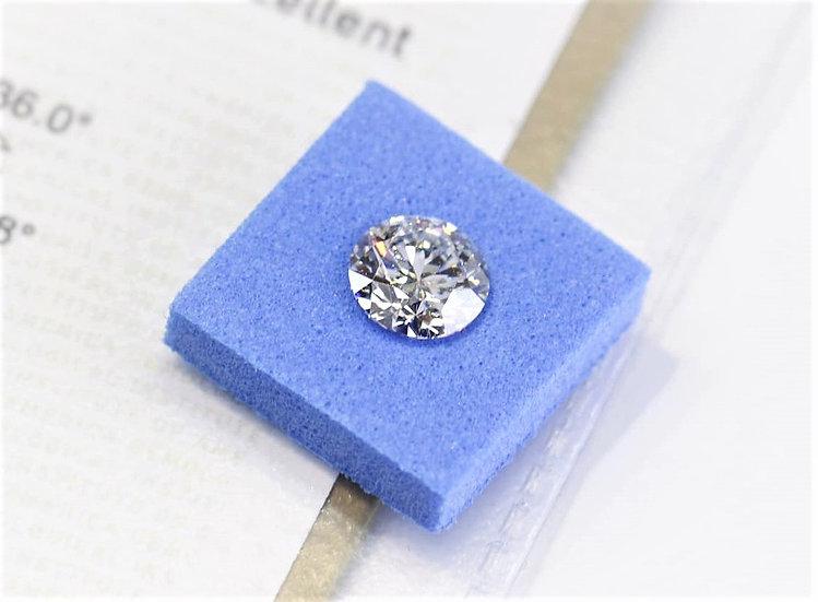 GIA Round Brilliant Phoenixjewelry loose diamond  3EX 1.06 cts