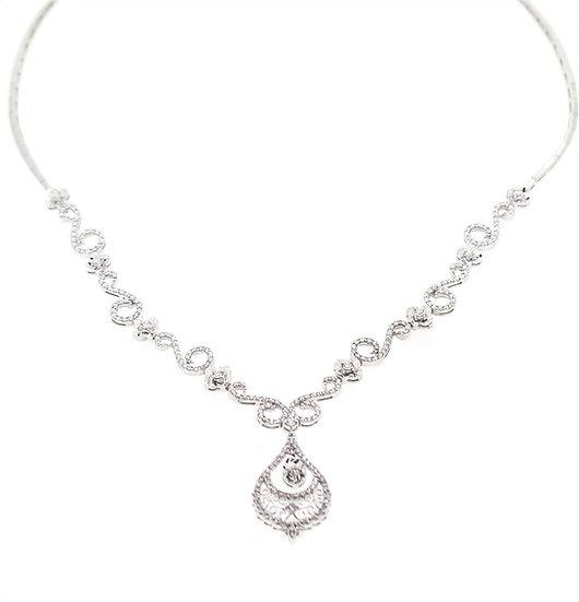 phoenixjewelry Diamond Necklace