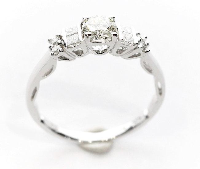 Circle diamonds Phoenixjewerly ring